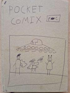 Pocket Comix cover